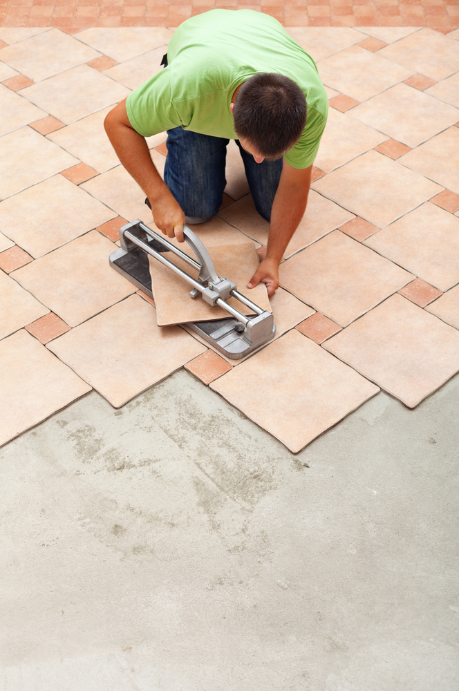 Get Your Stylish Tile Installed by Best Handyman Services