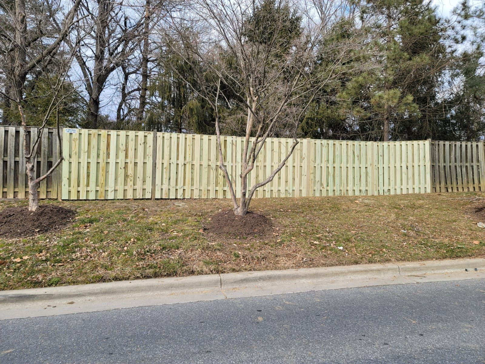 Fence repair and installation advantages
