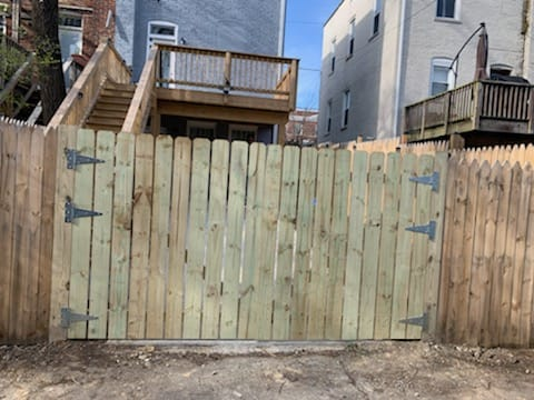 Inexpensive Fence Repair Costs