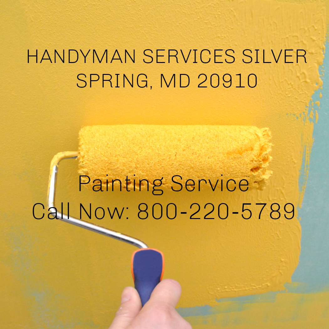Get Your Business Painted by Best Handyman Services