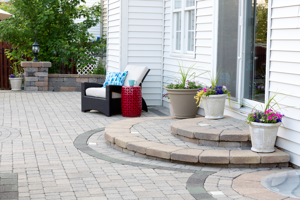 We Are Best at Patio Repair and Installation