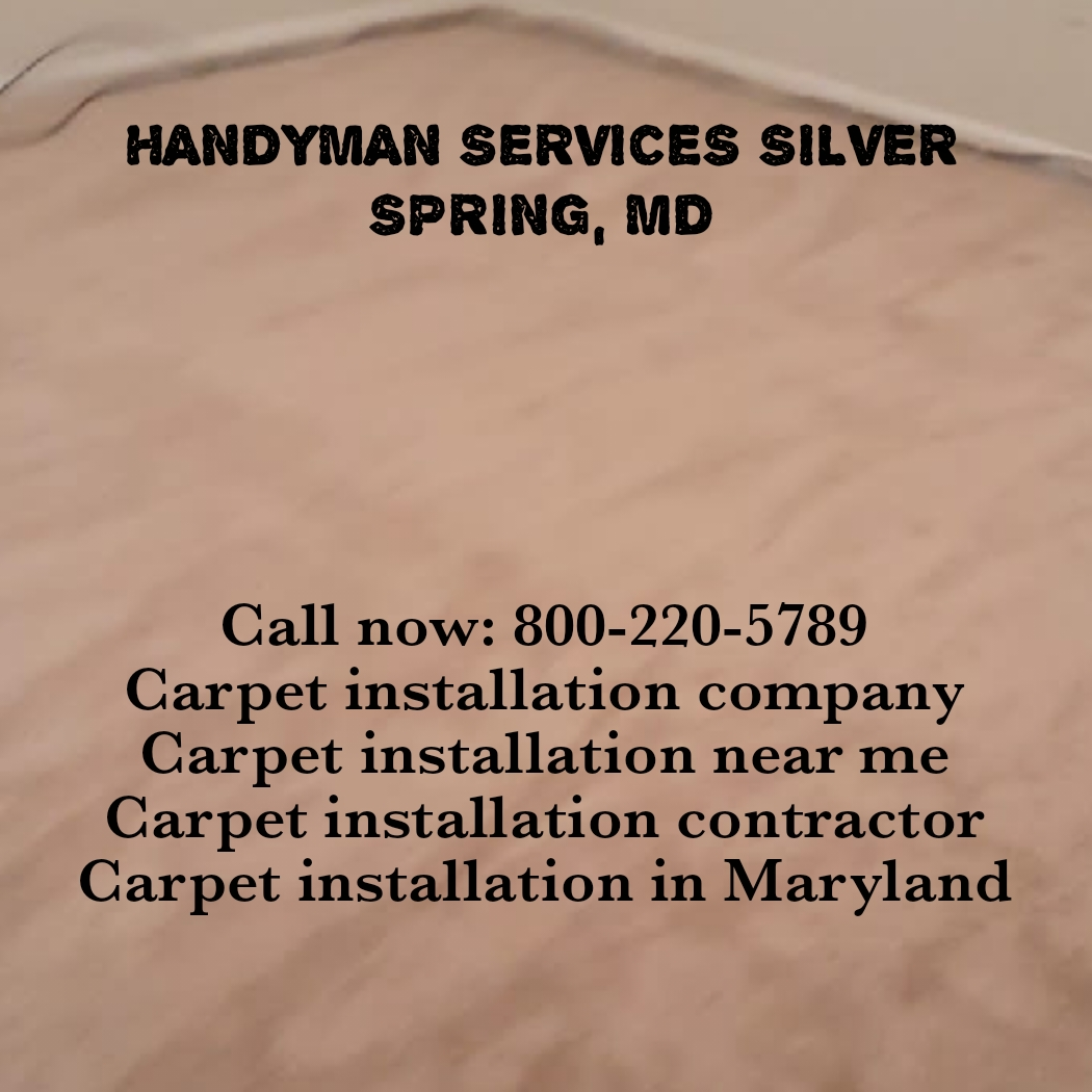 Why you should hire carpet installation service provider?