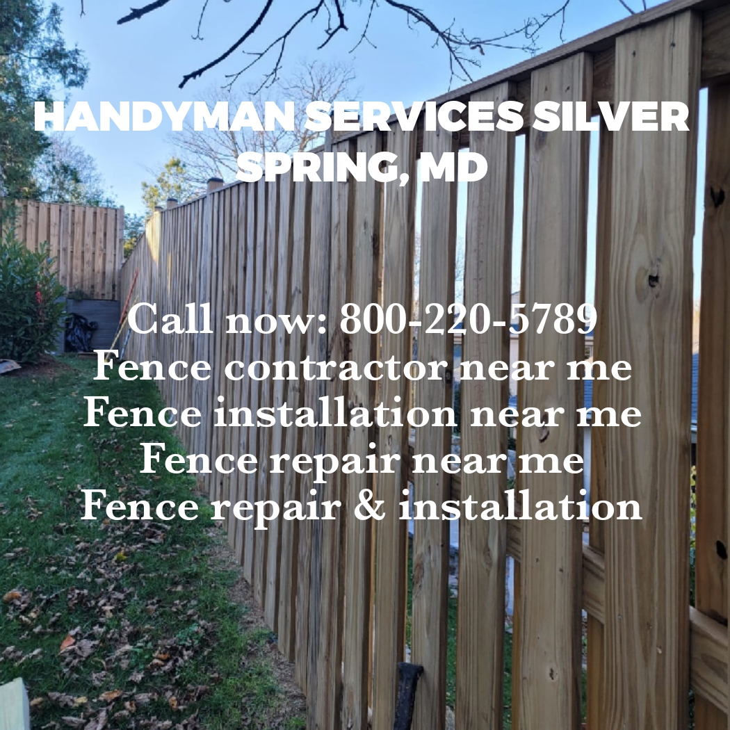 Why it is crucial to hire fence repair & installation specialist?