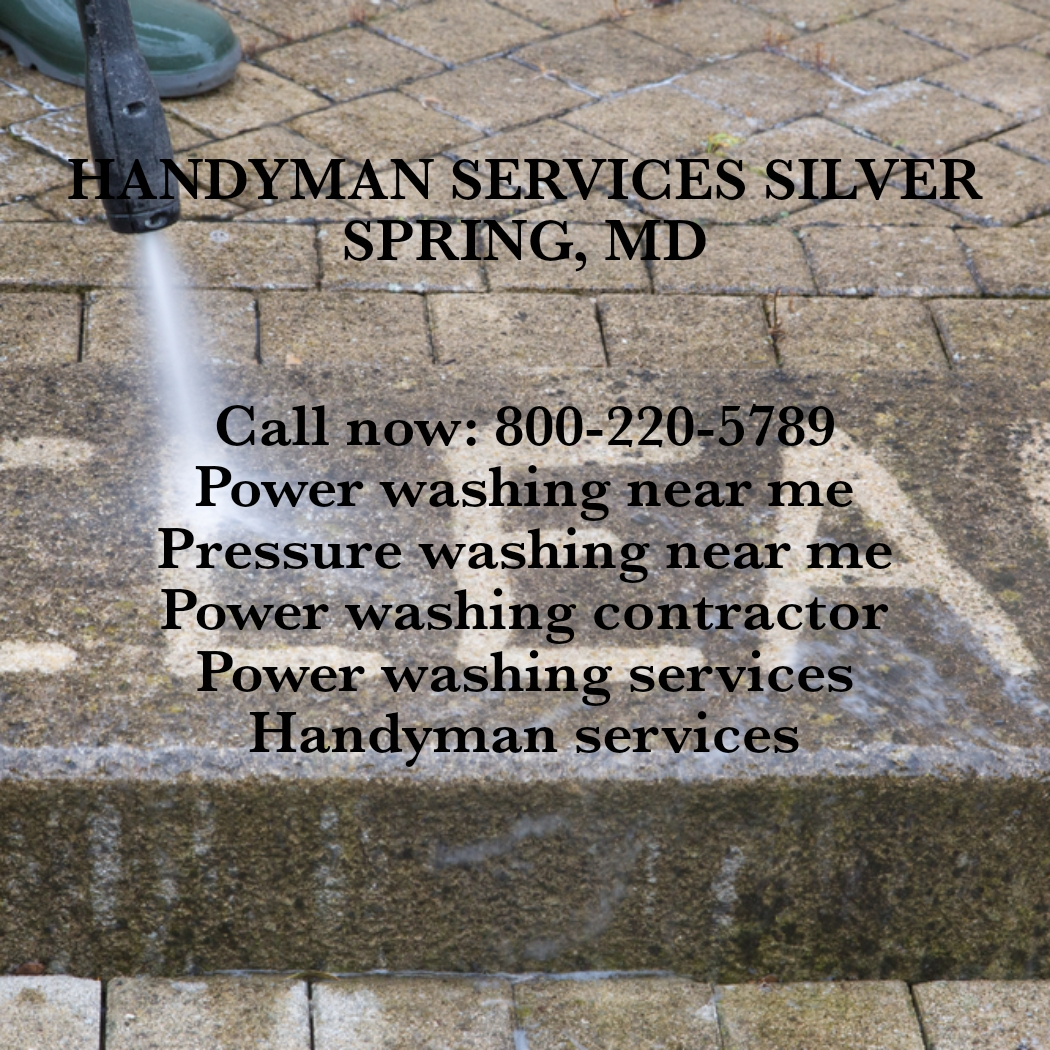 Pick Best Power Washing Services & Solutions